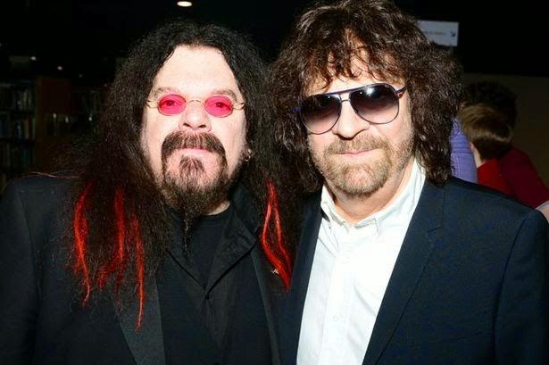 Roy Wood y Jeff Lynne