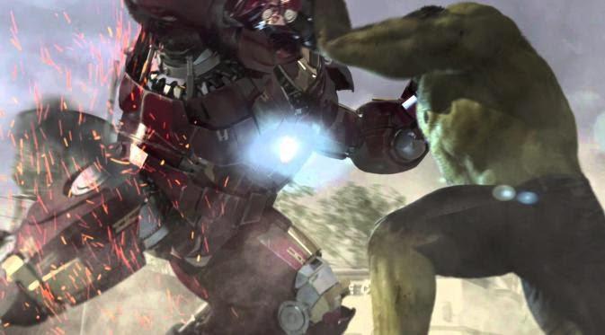 Alasan Hilangnya Loki dan Hulk Abu-abu di Avengers: Age of Ultron