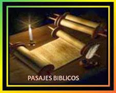 Pasajes Biblicos
