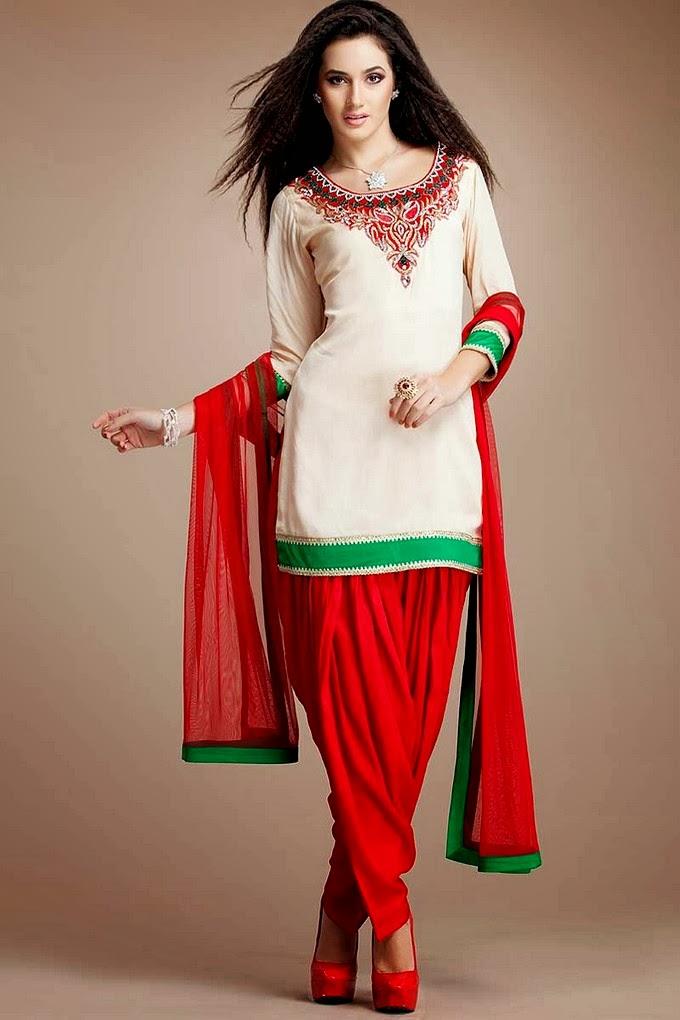 Latest punjabi patiala suits for 2015 she9 change the life style