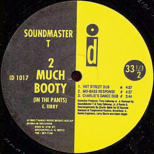 Sound Master T - 2 Much Booty