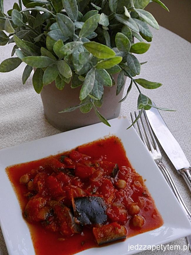 libańskie danie wegańskie