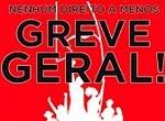 SINTHORESSOR convoca todos a participarem DA GREVE GERAL DIA 28