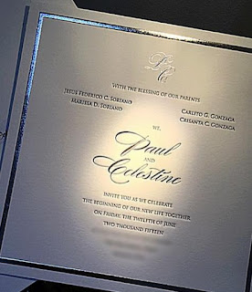 Toni Gonzaga and Paul Soriano Wedding, nuptial, wedding