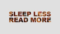 sleep less read more