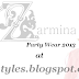 Pakistani Dresses 2013 For Parties | Zarmina Design of Party Dresses in Pink