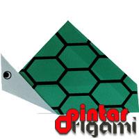 Cara Membuat Origami Kura Kura