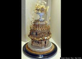 World's Oldest Cake
