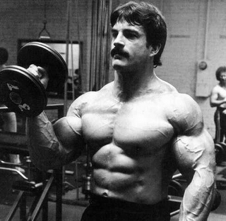MIKE MENTZER tribute