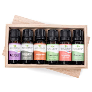 Plant Therapy: 100% Pure Essential Oils!
