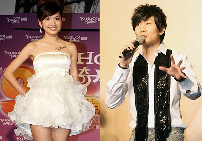 Weng Tzy Mann and JJ Lin