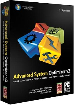 Advanced System Optimizer 3.5.1000.14337