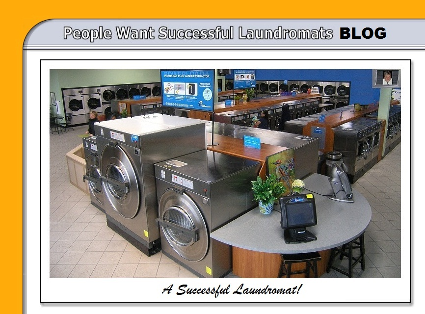 People Want Successful Laundromats