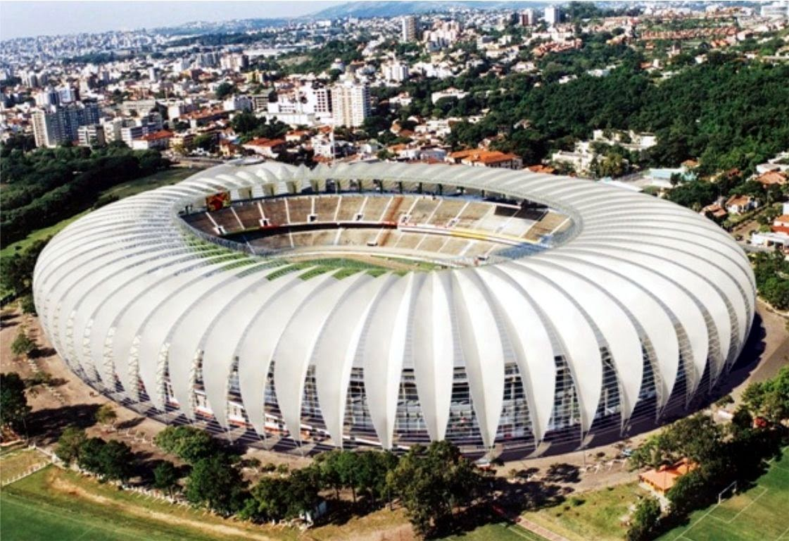 Stadion Untuk Piala Dunia 2014
