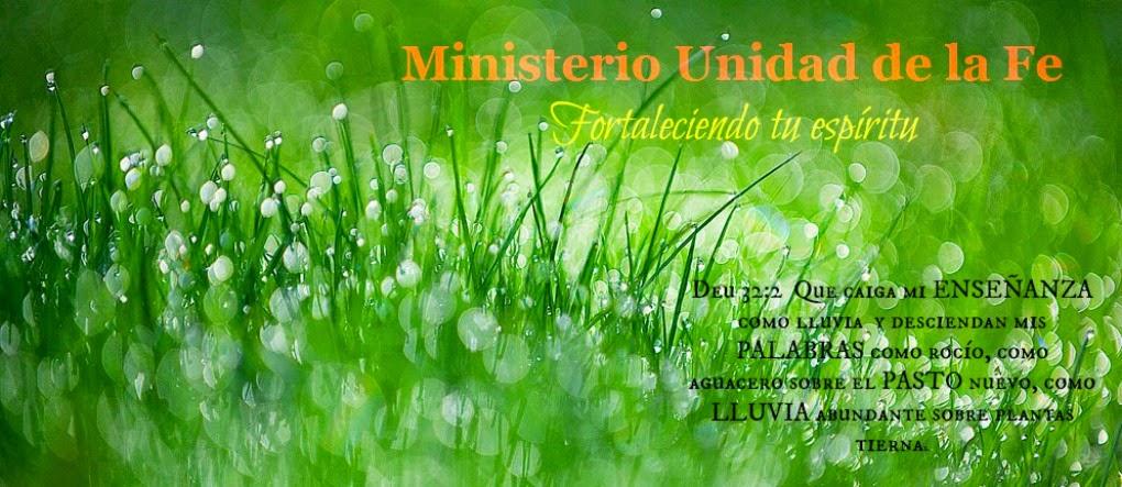 Ministerio Unidad de la Fe