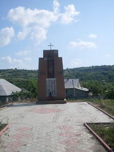 Manumentul Eroilor Razboiul 1941-1945