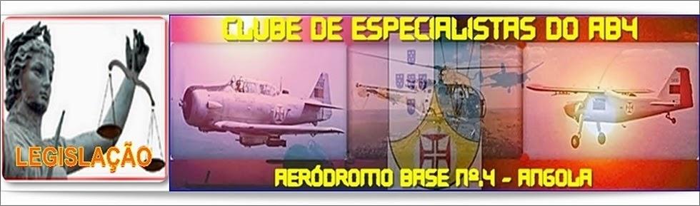AB4 -CLUBE DE LEGISLAÇÃO