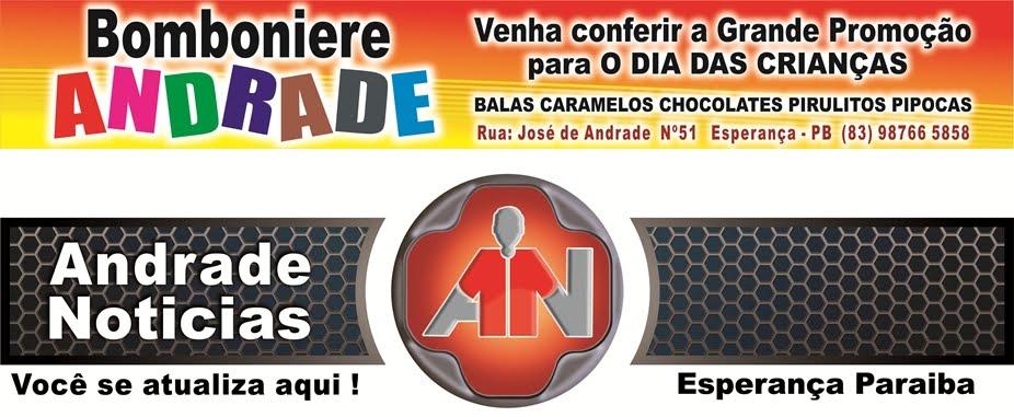 Blog Andrade Noticias - Você se Atualiza Aqui!