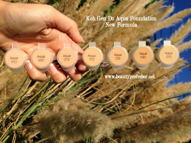 ysl touche eclat foundation shade guide