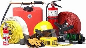 Perlengkapan Alat Pemadam Kebakaran