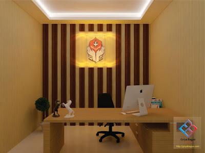 Desain Interior Ruang Rawat Inap Pasien VVIP Rumah Sakit Panti Rapih Yogyakarta Gambar 1