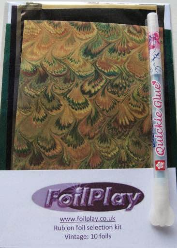 Foils & pen starter kits