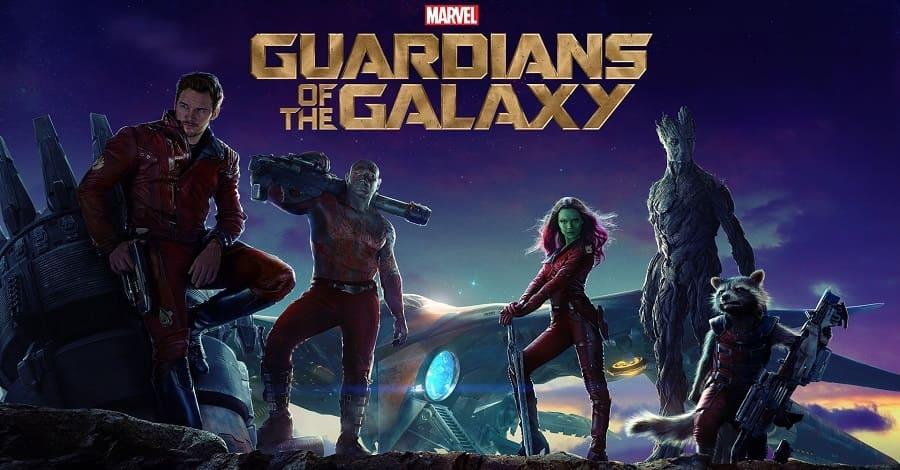 Guardiões da Galáxia 2014 Filme 1080p 720p BDRip Bluray FullHD HD completo Torrent