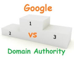 Difference Between Moz Domain Authority And Google PageRank