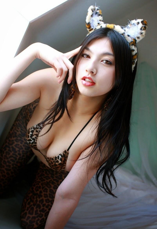 Saori Hara gợi cảm dâm đãng từ đôi mắt 2