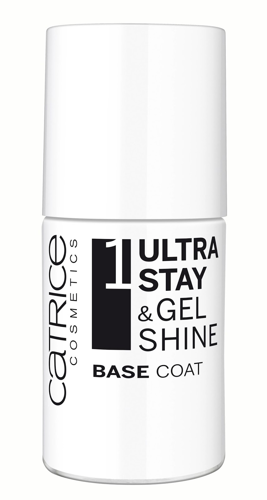 Catrice - Ultra Stay & Gel Shine Base Coat