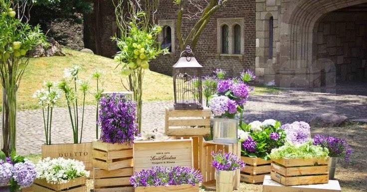 D 39 bombon decoraci n jard n vintage for Decoracion jardin vintage