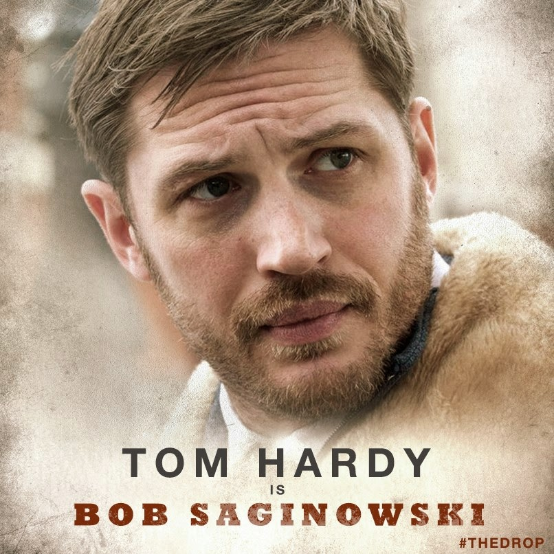 the drop tom hardy is bob saginowski