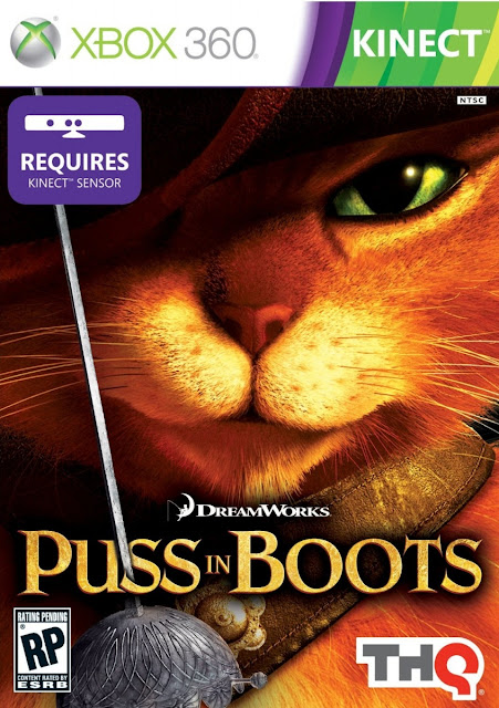 Puss In Boots Xbox