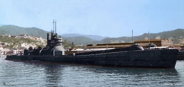 I-402 submarine