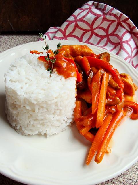 Chińszczyzna, czyli kurczak na sposób chiński