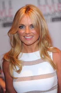 Geri Halliwell At The Elle Style Awards