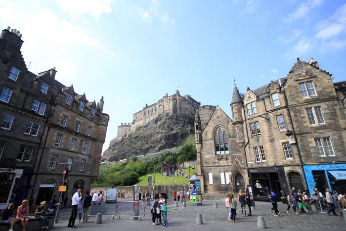 Edinburgh Streets 97098  RIMEDIA