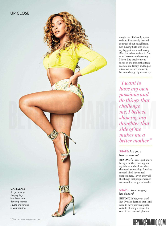 Shape magazine Avril 2013 6