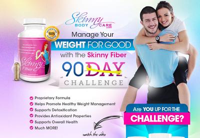 Skinny Fiber 90 Day Challenge