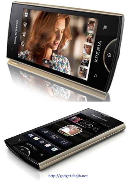 Sony Ericsson Xperia Ray Picture