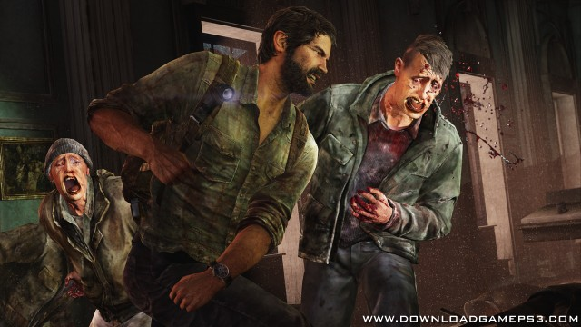 The Last of Us [+ DLC] - Download game PS3 PS4 RPCS3 PC free