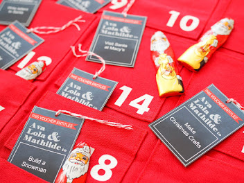 An Activity Advent Calendar