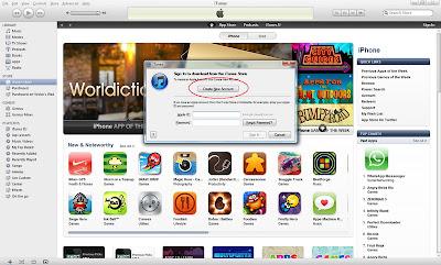 วิธีสร้าง iTunes Account โดยไม่ใช้บัตรเครดิต