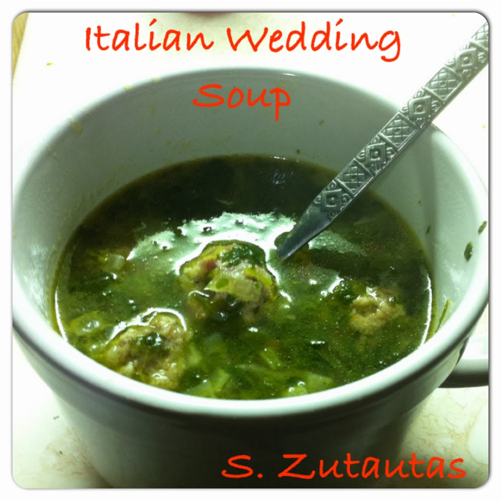 http://www.squidoo.com/how-to-make-italian-wedding-soup