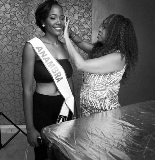 Meet Unoak Anyadike, the 2015 MBGN in Nigeria