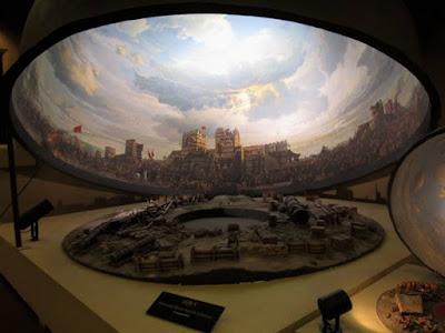 1453 Panorama Müzesi Minyatür