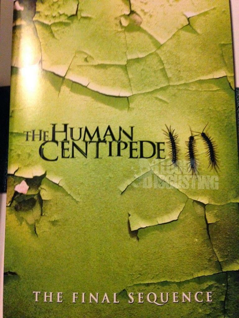 ¡Cartelicos!: The Human Centipede 3: The Final Sequence