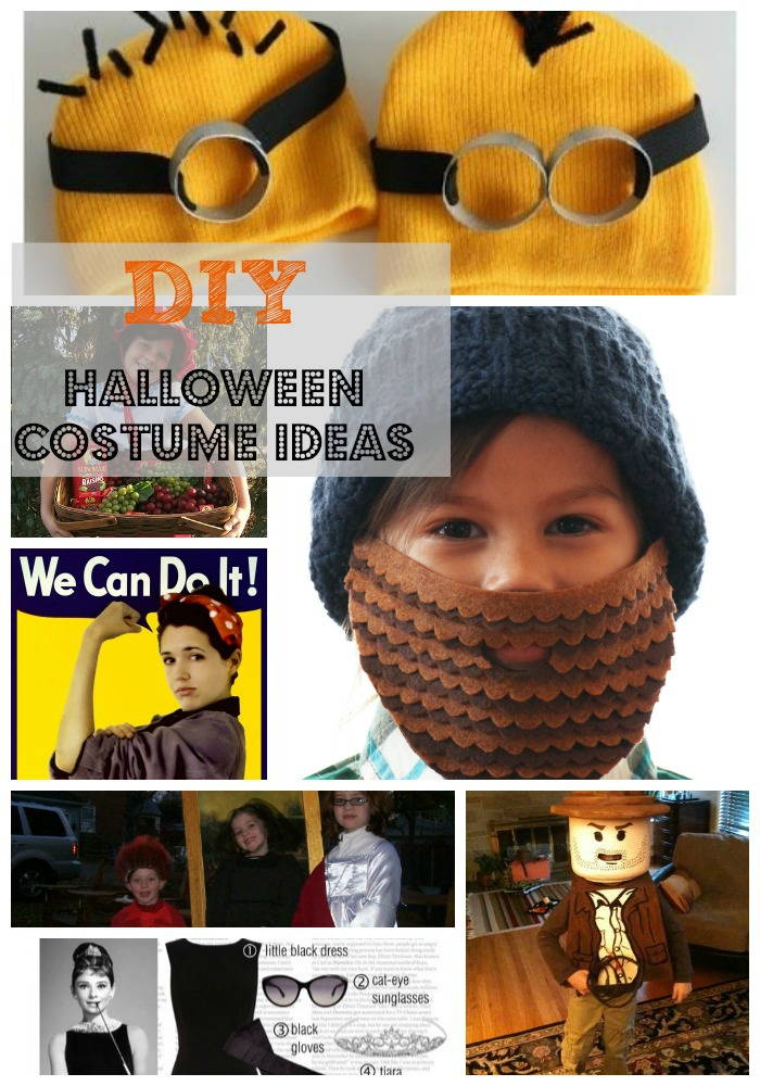 Goodwill Tips: 7 New DIY Halloween Costumes - Diy Halloween