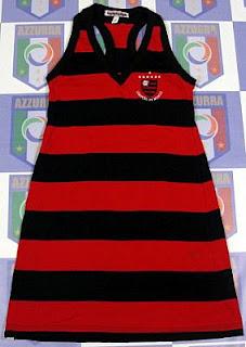fotos e imagens de Vestidos do Flamengo