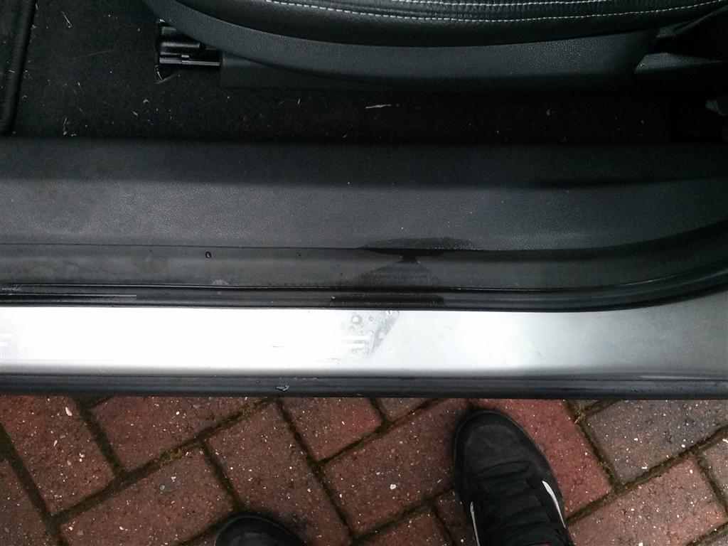 Sealing Water Leaks : Cars code and other fun stuff astra h mk door sill